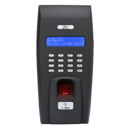 Controlador de acesso ZigLock