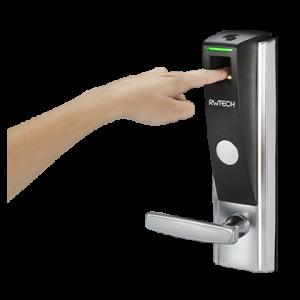 Fechadura Biométrica Ziglock